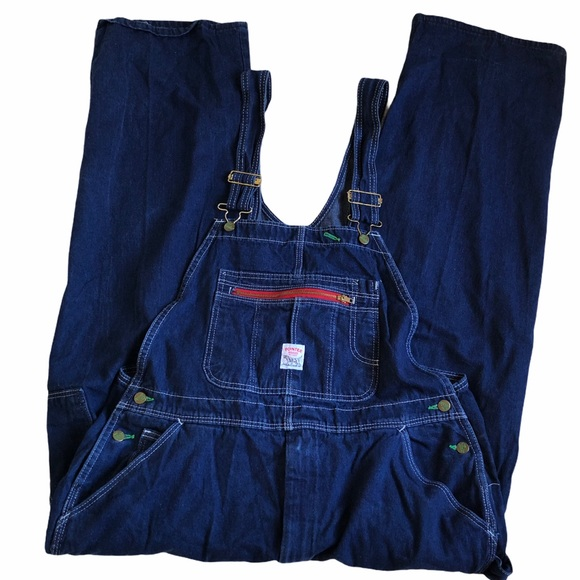 Pointer Brand Overalls Mens 42 x 32